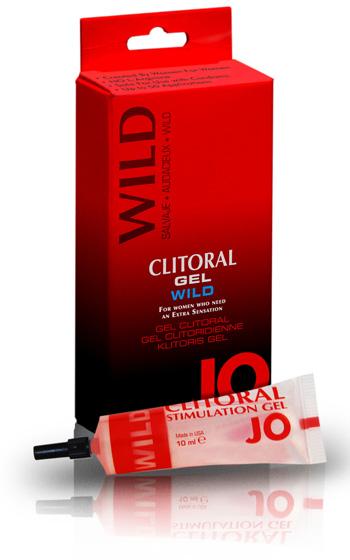 JO Wild Clitoral Gel 10 ml