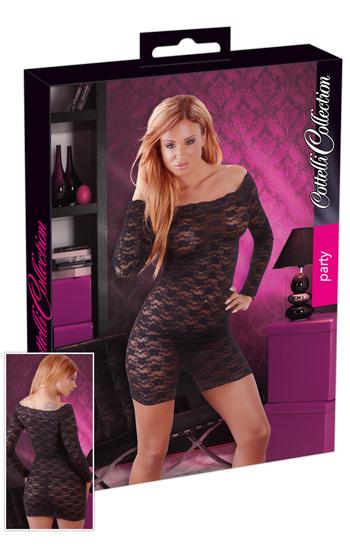 Lace Miniklänning XL