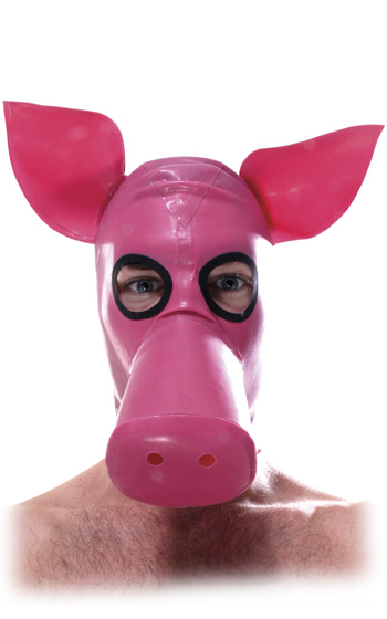 Lil Piggy Hood