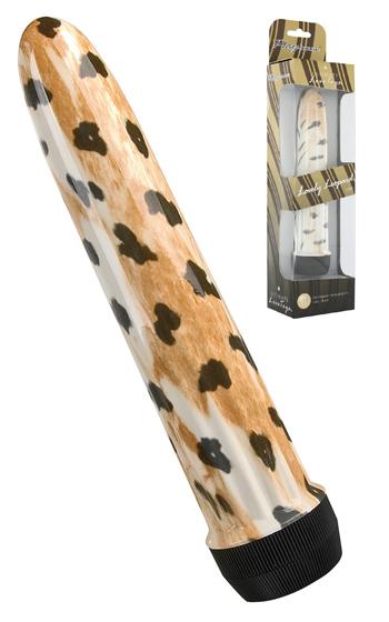 Lovely Leopard Vibrator
