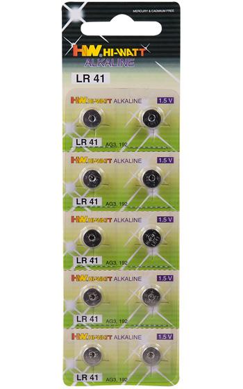 LR41 10-pack Blister