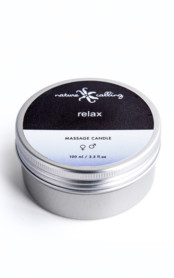 Massageljus Relax 100 ml