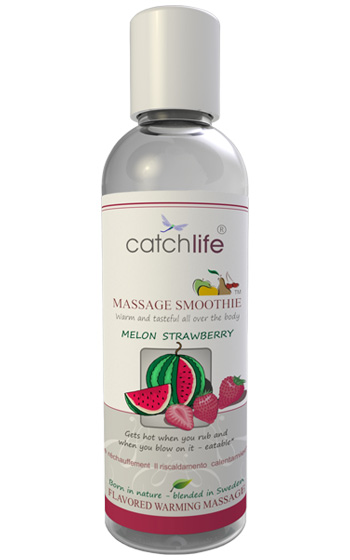 Melon Strawberry Smoothie 100 ml
