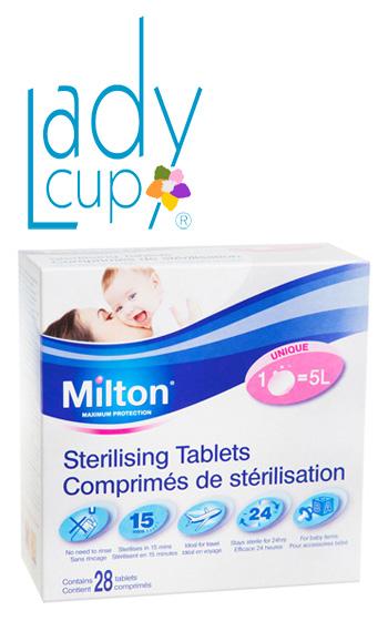 Milton Steriliserande Tabletter