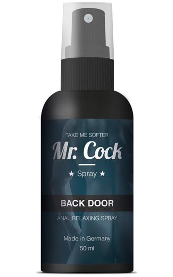 Mr Cock Back Door Spray 50 ml