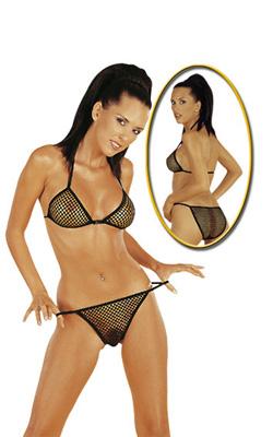 Nät Bikini - Stl M-L