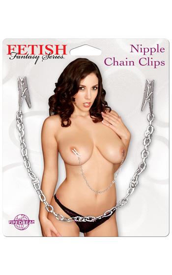 Nipple Chain Clips