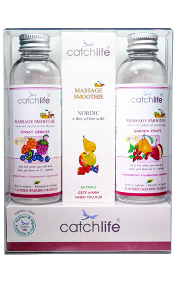 Nordic Smoothie Gift Box 2x75 ml