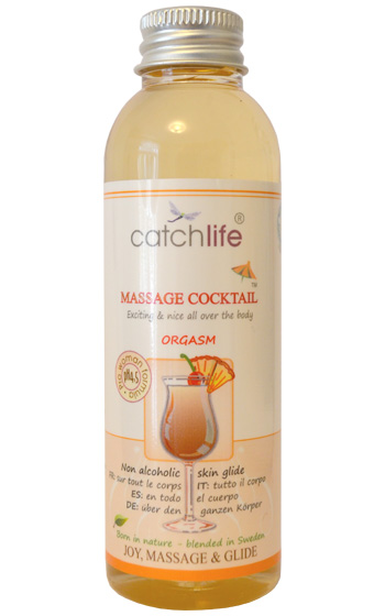 Orgasm Massage Cocktail 75 ml