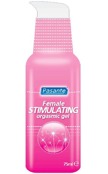 Pasante Female Stimulating Lube 75 ml