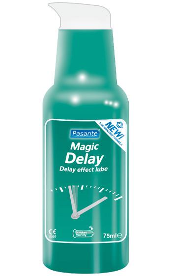 Pasante Magic Delay Lube 75 ml