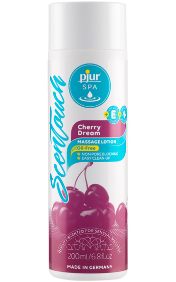 Pjur Spa Scentouch Cherry 200 ml