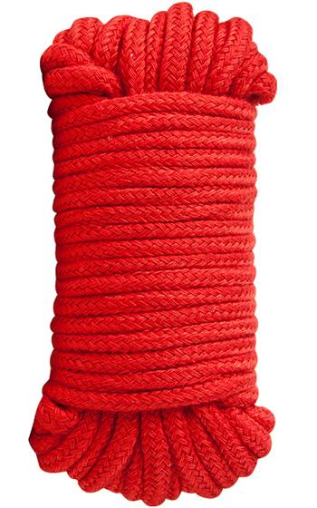 Rött Bondagerep 10 m