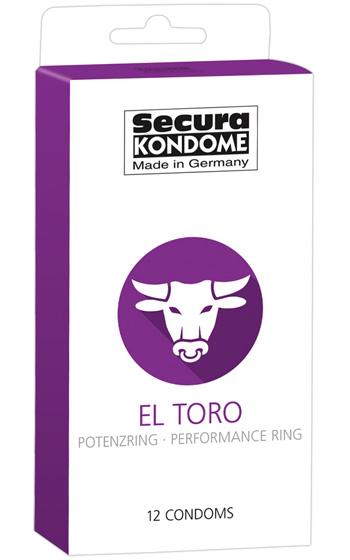 Secura El Toro 12-pack