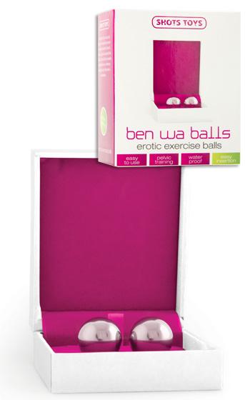 Shots Ben Wa Balls