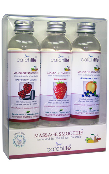Smoothie Gift Box 3x75 ml