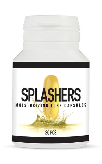 Splashers 20-pack
