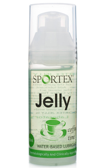 Sportex Jelly Coffee Time 50 ml