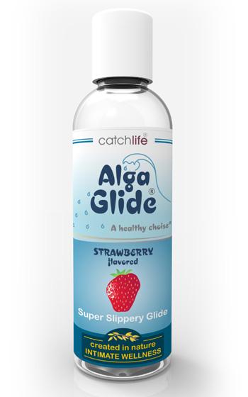 Strawberry Alga Glide 100 ml