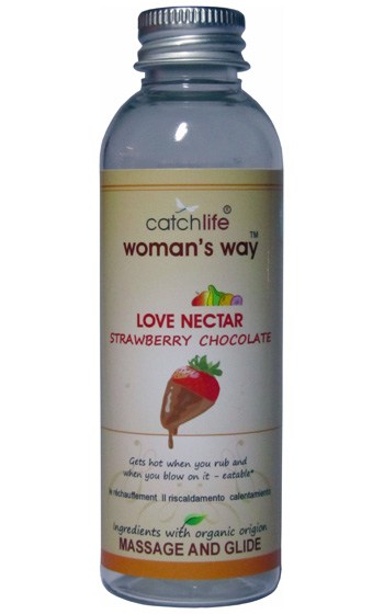 Strawberry Chocolate Love Nectar 75 ml