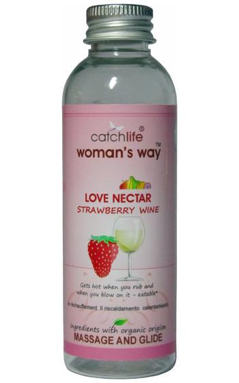 Strawberry Wine Love Nectar 75 ml