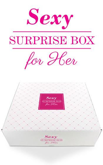 Surprisebox För Henne