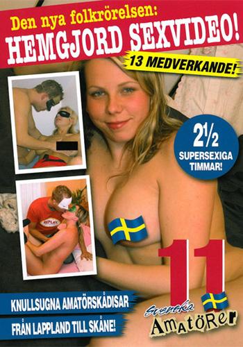 svenska amatörer har sex svenska tjejer amatör
