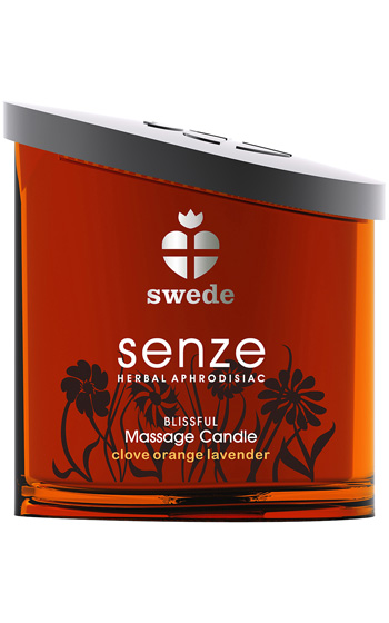 Swede Senze Massage Candle Blissful