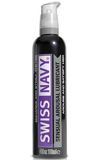 Swiss Navy Arousal Lube 118 ml