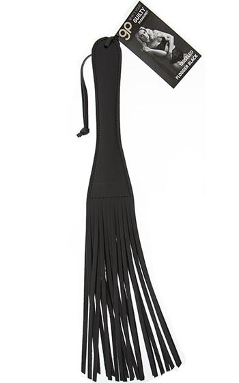 Tasseled Flogger Black