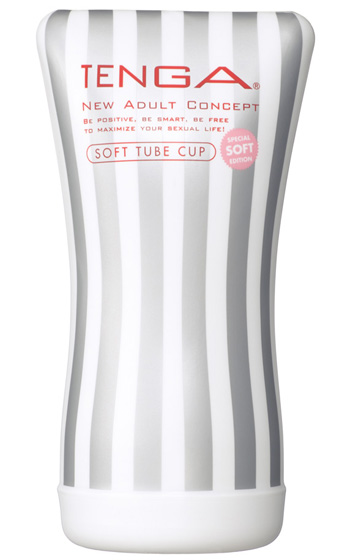 Tenga - Soft Tube Cup (SOFT)