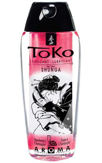 Toko Strawberry & Champagne 165 ml