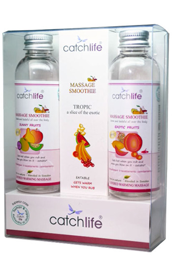 Tropic Smoothie Gift Box 2x75 ml