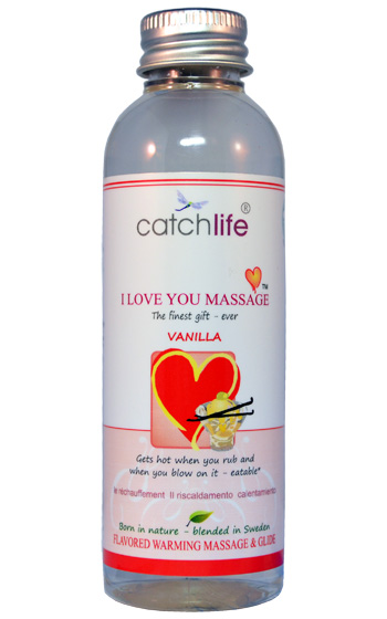 Vanilla I Love You Massage 75 ml