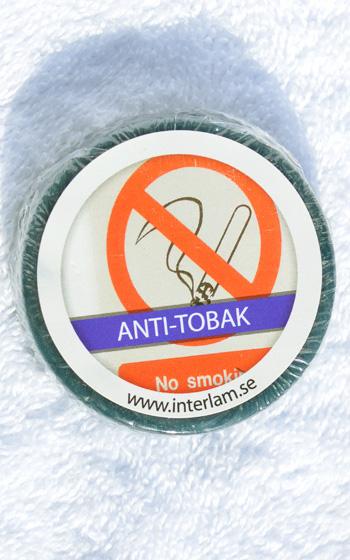 Vaxdoftkaka Anti-Tobak