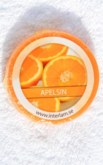 Vaxdoftkaka Apelsin