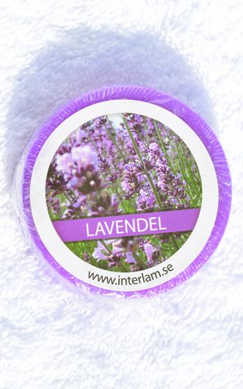 Vaxdoftkaka Lavendel