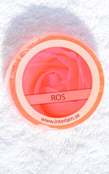 Vaxdoftkaka Ros