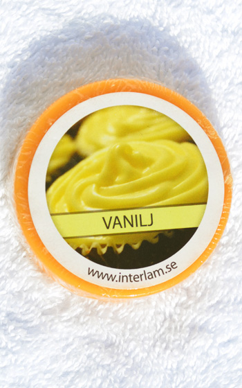 Vaxdoftkaka Vanilj