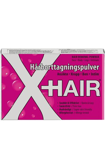 X-Hair Hårborttagningsmedel