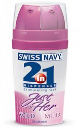 2 in 1 Just for Her 25 Plus 25 ml