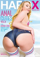 Stora Rumpor Anal Cuties Vol 6