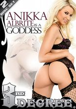 3rd Degree Anikka Albrite Is A Goddess - 2 Disc