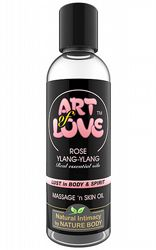 Massageoljor Massageljus Art of Love Rose Ylang-Ylang 100 ml