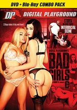 Digital Playground Bad Girls Vol 6 - DVD & Blu-Ray Pack