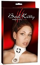 Extrem fetish Bad Kitty Collar Nurse