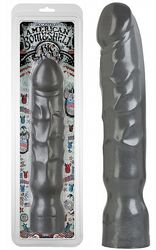 Stora dildos Big Boy Metal