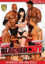 Gang Bang Blacked Out Vol 9