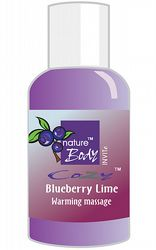 Massageoljor Massageljus Blueberry Lime Cozy 50 ml
