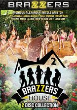 Gang Bang Brazzers House Vol 2 - 2 Disc